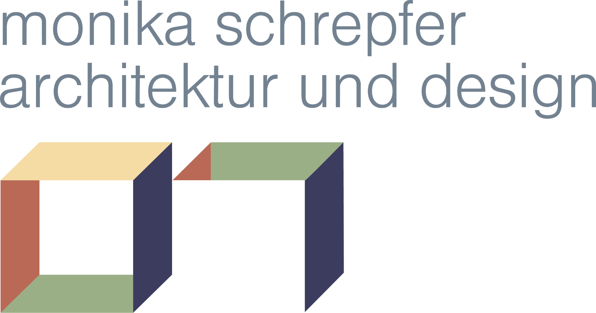 Monika schrepfer architektur und design bauplanung und for Architektur und design